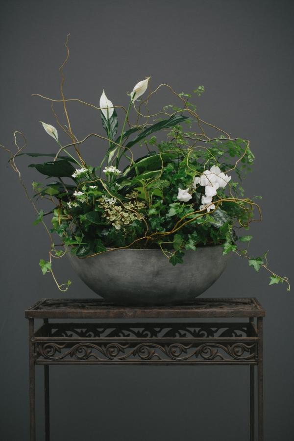 European Garden Planters 187 Pasadena Florist Brad Larsen
